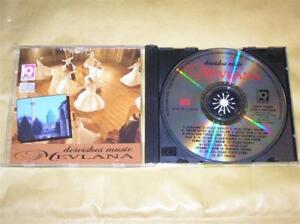CD-RARE-DERVISHES-MUSIC-MEVLANA-TRES-BON-ETAT