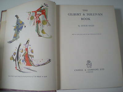 THE GILBERT & SULLIVAN BOOK by Leslie Baily