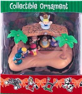 Fisher-Price-Christmas-Ornament-LITTLE-PEOPLE-NATIVITY-Wise-Gifts-Jesus-FP-NIB