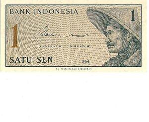 1964-BANK-INDONESIA-1-SATU-SEN