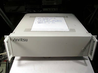 Anritsu Mg3692a Synt Signal Generator 2-20 Ghz Tested