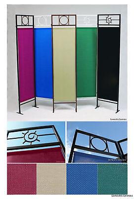 Patio privacy screens portable outdoor sun screen ebay for Portable garden screen