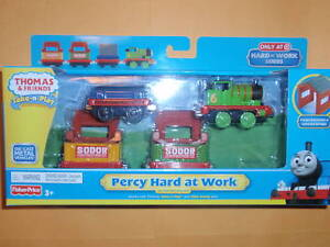 Thomas-Friends-take-n-play-along-PERCY-HARD-AT-WORK