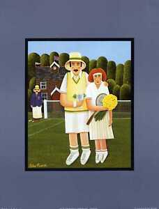 OUR-SPORTING-HERITAGE-TENNIS-unmounted-print-new