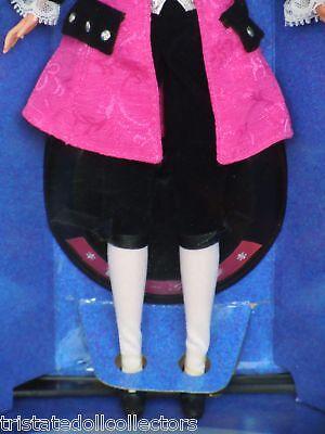 GEORGE-WASHINGTON-American-Beauties-FAO-LTD-Barbie-NRFB