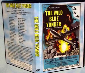 THE-WILD-BLUE-YONDER-DVD-Wendell-Corey-amp-Vera-Ralston