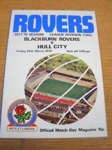 24031978 Blackburn Rovers v Hull City Team Changes - Birmingham, United Kingdom - 24031978 Blackburn Rovers v Hull City Team Changes - Birmingham, United Kingdom