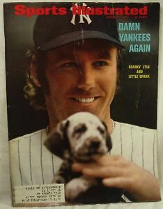 Sports-Illustrated-AUG-21-1972-SPARKY-LYLE-NY-YANKEES