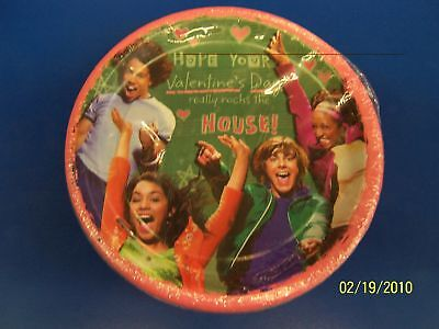 High School Musical Valentine's Day Party 7 Plates