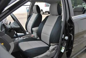 kia optima 2009 2010 leather like custom fit seat cover. Black Bedroom Furniture Sets. Home Design Ideas