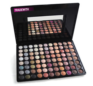 Pro-88-Neutral-Warm-Colors-Eyeshadow-Eye-Shadow-Palette-Makeup-Cosmetics-Set-Kit