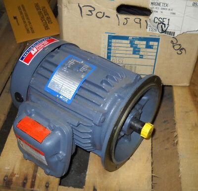 Magnetek Explosion Proof Motor 1.5-hp 1.5hp 6-961863-41 Bm09u Type Ce4b