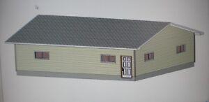 30 x 36 garage shop plans materials list blueprints for Garage material list