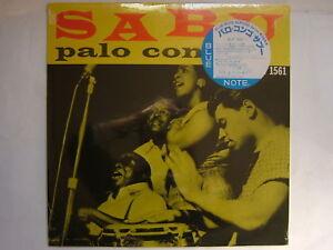 PALO-CONGO-JAPAN-NEW-SEALED-BLUE-NOTE-SABU