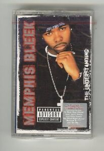 MEMPHIS-BLEEK-The-Understanding-PA-rap-Cassette-NEW