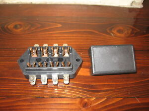 new fuse box for 1970 1980 mgb and 1968 1979 mg ebay