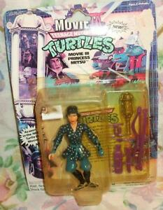 1992-TEENAGE-MUNTANT-TURTLES-NINJA-MOVIE-III-TMNT-PRINCESS-MITSU-NEW-MOC