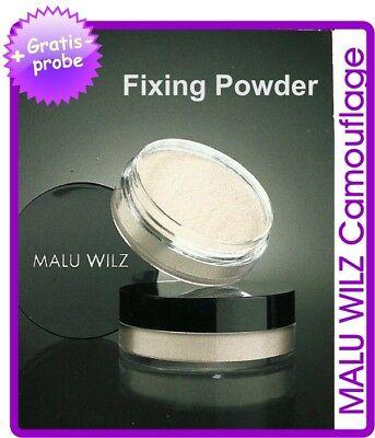 "Malu Wilz ""Camouflage""- Fixing Powder transparent"