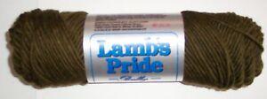 Brown-Sheep-Lambs-Pride-Bulky-Yarn-M113-Oregano