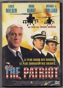 THE-PATRIOT-LESLIE-NIELSEN-DVD-NEUF-SOUS-BLISTER