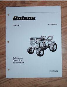bolens ht23 2389 tractor owners manual. Black Bedroom Furniture Sets. Home Design Ideas