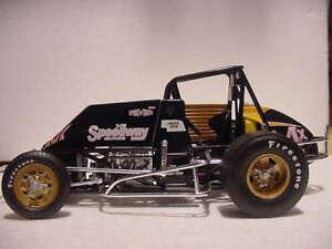 Jan Opperman 4x Speedway Motors Gmp Sprint Car Vintage 1
