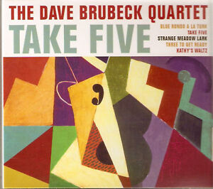 The Dave Brubeck Quartet - Take Five (3CD 2011) NEW/SEALED