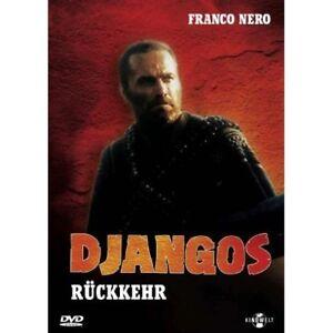 DJANGO - DJANGOS RÜCKKEHR  (Franco Nero)      DVD / NEU