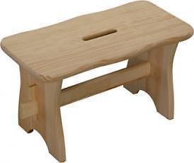 POGGIAPIEDI fußstuhl banchetti SGABELLO Schemel si verifica in legno ...