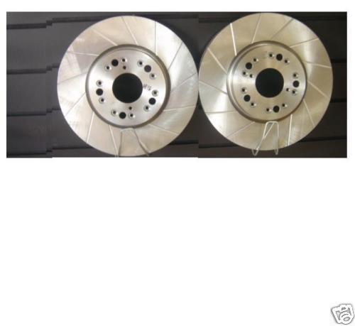 LEXUS IS200 BREMBO  GROOVED BRAKE DISCS FRONT