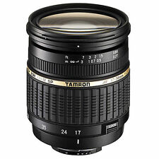 Nikon AF Aspherical Camera Lenses 17-50mm Focal