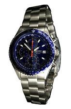 Seiko Men's Quartz (Battery) Adult Wristwatches