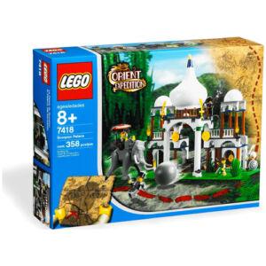 LEGO® 7418 ORIENT EXPEDITION Maharadscha-Palast Neu_Scorpion Palace New MISB (B)