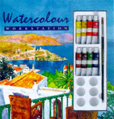 Watercolour Workstation - Excellent Book Raines, Polly