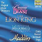 The Magical Music of Disney by Erich Kunzel (Conductor) (CD, 1991, Telarc Distribution)