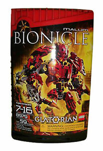Lego Bionicle Glatorian Malum (8979)
