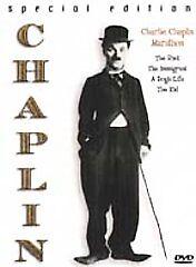 Charlie-Chaplin-Marathon-DVD-1999-Special-Edition-NEW-4-Movies