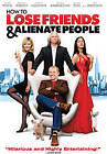 How to Lose Friends & Alienate People (DVD, 2009, Checkpoint; Sensormatic; Widescreen)