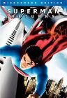 Superman Returns (DVD, 2006, Widescreen Edition)