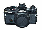 Olympus OM-4 35mm SLR Film Camera Body Only