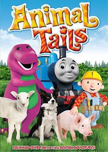 hit favorites animal tails dvd 2010 ebay
