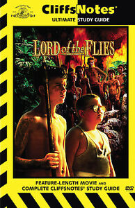 Lord of the Flies (DVD, 2007, Cliff Note...