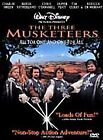 The Three Musketeers (DVD, 1999)