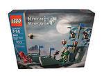 Lego Castle Caballero's Kingdom ll 8801 Knights Attack Barge Nuevo Sellado todo el mundo