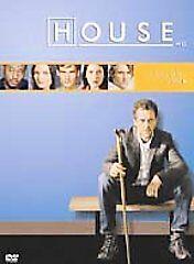 House-Season-One-DVD-2005-3-Disc-Set-Widescreen-DVD-2005