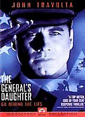 THE-GENERALS-DAUGHTER-DVD-1999-Sensormatic-New-Sealed-Free-Shipping