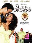 Tyler Perry's Meet the Browns (DVD, 2008, Full Screen/ Widescreen Edition)