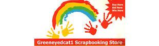 Greeneyedcat1-Scrapbooking Store
