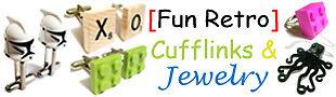 Retro Cufflinks And Jewelry