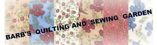 BARB'S QUILTING AND SEWING GARDEN